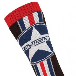 ONeal MX Boot Socks - Afterburner Image 2