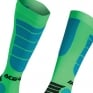Acerbis Impact Motocross Socks - Green Blue