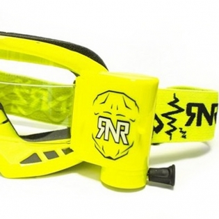 Rip n Roll Colossus WVS Roll Off Goggles - Neon Yellow Image 4