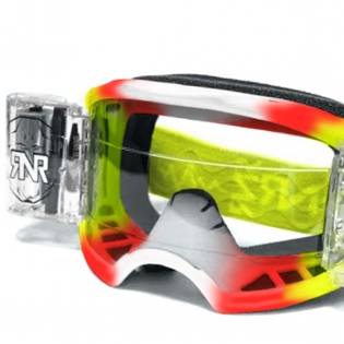 Rip n Roll Colossus WVS Roll Off Goggles - Physco Limited Edition Image 2