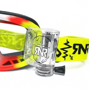 Rip n Roll Colossus WVS Roll Off Goggles - Physco Limited Edition Image 4