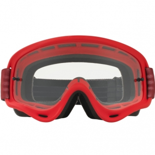 Oakley Kids XS O Frame Goggles - Shockwave Red Yellow Image 2