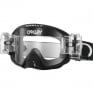 Oakley O Frame 2.0 Roll Off Goggles - Matte Black Clear