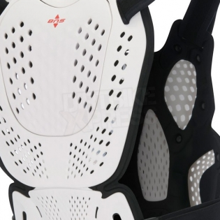 Alpinestars A1 Chest Protector - White Image 4
