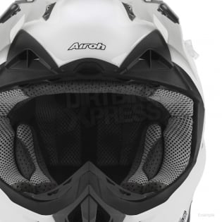 Airoh Aviator 2.2 Helmet Colour White Gloss Image 2