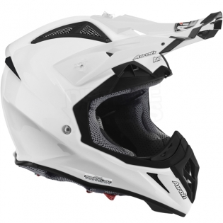 Airoh Aviator 2.2 Helmet Colour White Gloss Image 3