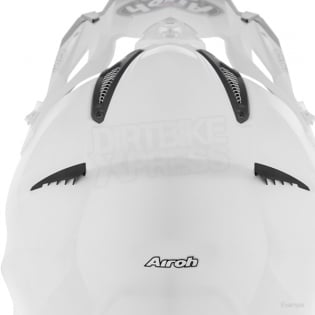 Airoh Aviator 2.2 Helmet Colour White Gloss Image 4