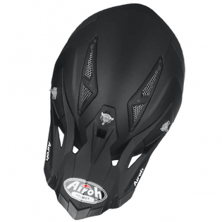 Airoh Aviator 2.2 Helmet Colour Matt Black Image 2