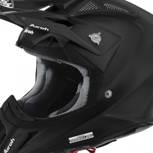 Airoh Aviator 2.2 Helmet Colour Matt Black Image 3