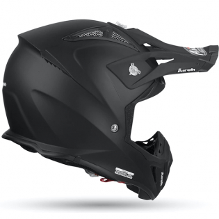 Airoh Aviator 2.2 Helmet Colour Matt Black Image 4