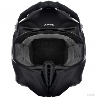 Airoh Twist Helmet Colour Black Matt Image 2