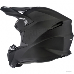Airoh Twist Helmet Colour Black Matt Image 3