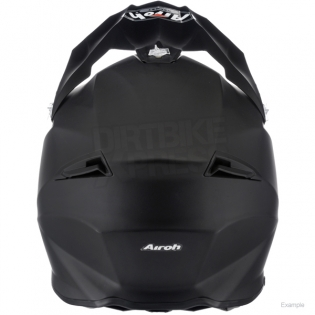 Airoh Twist Helmet Colour Black Matt Image 4