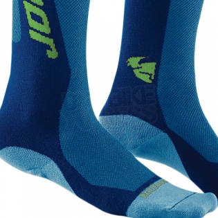 Thor MX Cool Socks - Blue Green Image 2