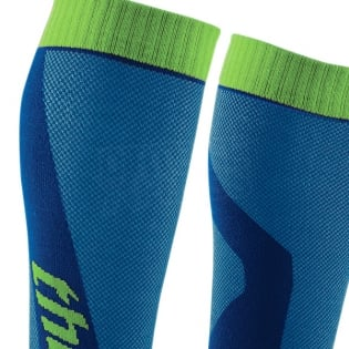 Thor MX Cool Socks - Blue Green Image 4