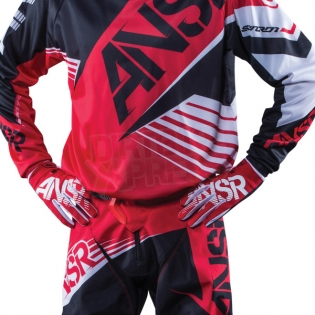 2016 Answer Syncron Jersey - Red Black White Image 3