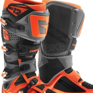 Gaerne SG12 Motocross Boots - Orange Black Image 2