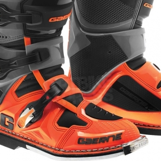 Gaerne SG12 Motocross Boots - Orange Black Image 4