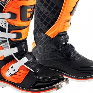 Gaerne SGJ Kids Boots - Black Orange Image 4