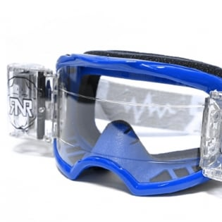 Rip n Roll Colossus WVS Roll Off Goggles - Blue Image 2