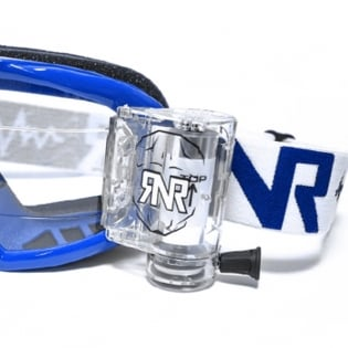 Rip n Roll Colossus WVS Roll Off Goggles - Blue Image 4