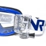 Rip n Roll Colossus WVS Roll Off Goggles - Blue
