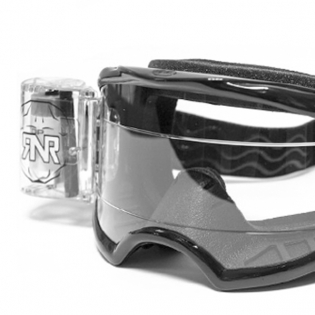 Rip n Roll Colossus WVS Roll Off Goggles - Black Image 2