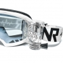 Rip n Roll Colossus WVS Roll Off Goggles - White