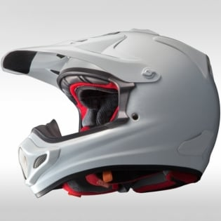 Arai MXV Motocross Helmet - Speedy Orange Image 2