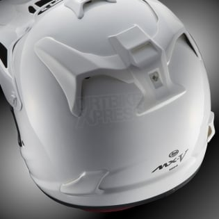 Arai MXV Motocross Helmet - Speedy Orange Image 3