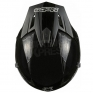 Hebo Zone 4 Fibre Trials Helmet - Mono Black