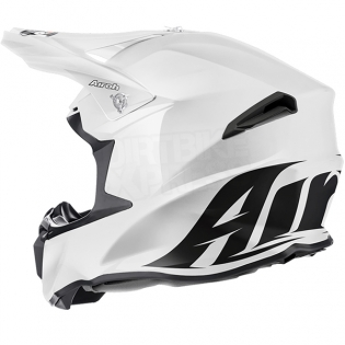 Airoh Twist Helmet Colour White Gloss Image 3