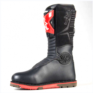 Hebo Tech Comp Black Trials Boots Image 4