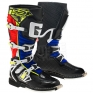 Gaerne G React Boots - Black Red Yellow Blue
