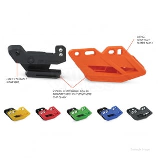 Polisport Honda Performance Chain Guide - Red Image 2