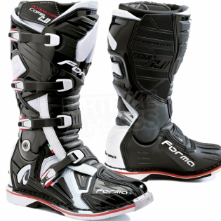 Forma Dominator Comp 2.0 Motocross Boots - Black Image 4