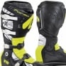 Forma Terrain TX 2.0 Motocross Boots - Black White Fluo Yellow