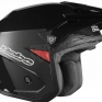 Hebo Zone 5 Polycarb Trials Helmet - Mono Black