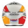 Hebo Zone 5 Polycarb Trials Helmet - Replica Repsol Montesa