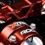 XTrig ROCS Tech Triple Clamp Set Honda - Red