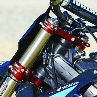 XTrig ROCS Pro Triple Clamp Set Yamaha - Bronze Image 3