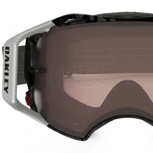 Oakley Airbrake MX Goggles - James Stewart Stealth Camo Prizm Sig Ed Image 3