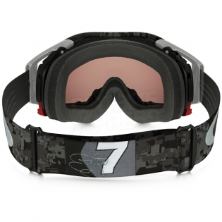 Oakley Airbrake MX Goggles - James Stewart Stealth Camo Prizm Sig Ed Image 4
