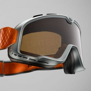 100% Barstow Classic Goggles - Bowery Bronze Lens Image 2