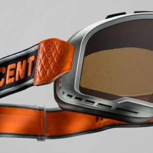 100% Barstow Classic Goggles - Bowery Bronze Lens Image 4