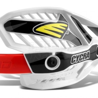 Cycra Ultra ProBend CRM Handguards - Red Image 4