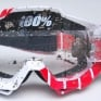 100% Strata Mud Goggles - Ice Age SVS Clear Lens