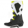 Alpinestars Tech 7 Boots - Black White Flo Yellow