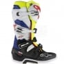 Alpinestars Tech 7 Boots - White Flo Yellow Navy