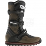 Alpinestars Tech-T Trials Boots - Brown Oiled